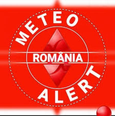 ALERTĂ de la meteorologi - Avertizare cod galben de VREME SEVERĂ imediată pentru 5 județe