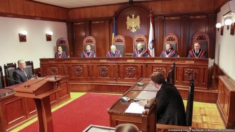 ALERTĂ - Judecătorii Curții Constituționale din Republica Moldova au DEMISIONAT in corpore