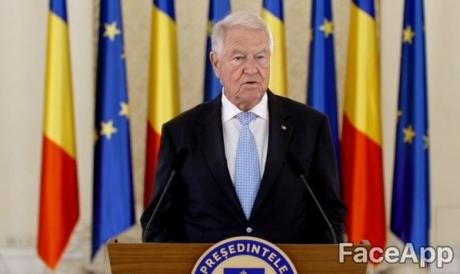 FOTO - Inedit: Cum vor arăta politicienii români la bătrâneţe, potrivit aplicaţiei #FaceApp