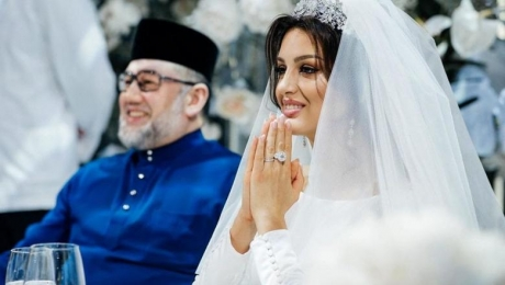 Fostul rege al Malaysiei a divorțat de femeia care l-a făcut să RENUNȚE LA TRON. Ce a aflat despre soția sa, fostă Miss Moscova
