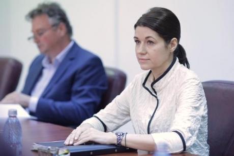 SHOW la CSM - Schimb de replici între Cristina Tarcea, Corina Corbu și Lia Savonea! De la ce a pornit totul