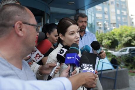 Corina Corbu, prima REACȚIE la acuzațiile Cristinei Tarcea privind concursul de la șefia ÎCCJ