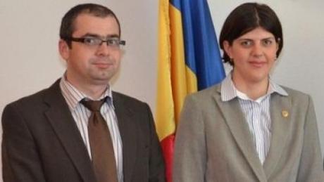 Un controversat procuror DNA s-a înșurubat la Parchetul European: Kovesi l-a cerut special