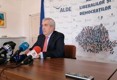 Călin Popescu Tăriceanu: 'Unele familii fac copii doar pentru o alocație'