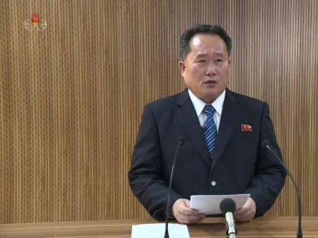 Coreea de Nord a numit un nou ministru de externe, potrivit Seulului