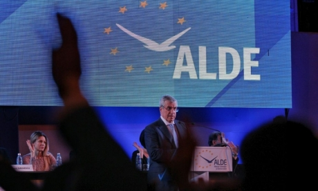 ALDE's Tariceanu announces running for Bucharest general mayor