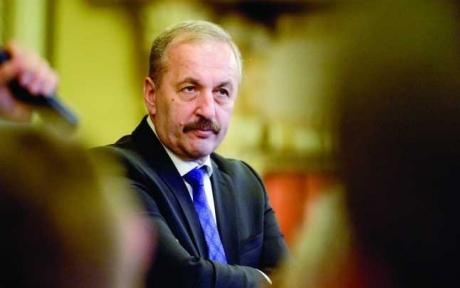 Vasile Dîncu: Candidatul PSD la prezidențiale nu trebuie să fie un 'sparring partner'