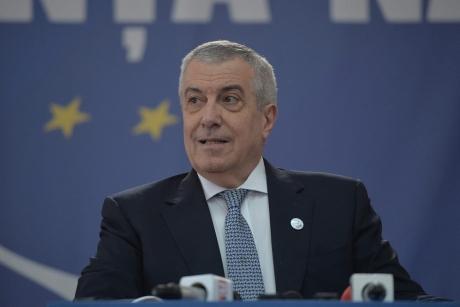 Călin Popescu Tăriceanu: 'Constituţia României a fost gândită să-i descurajeze pe cei care vor să folosească această armă politică a alegerilor anticipate'