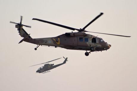 SCENE CA-N FILME - Tentativă de evadare cu elicopterul pusă la cale de soțul unei deținute