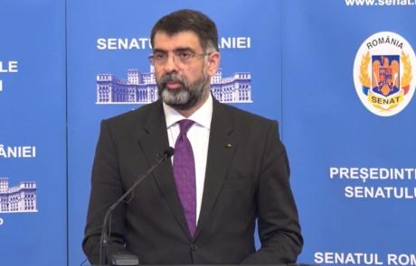 Robert Cazanciuc, NOI DETALII despre Legea Carantinării: 'Va fi dezbătută în Parlament până vom avea garanția că legea îi protejează pe români'