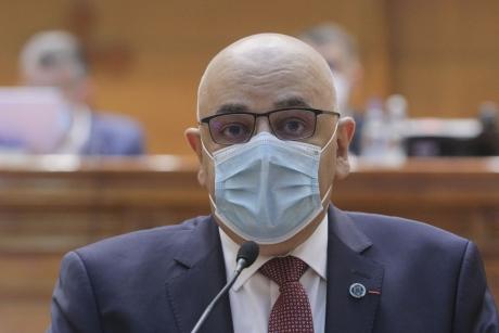Raed Arafat anunță un nou RECORD al numărului de infectări: avem și 24 de decese