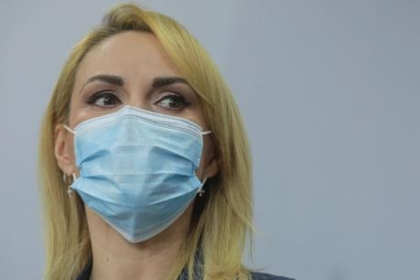 Gabriela Firea, reacţie la poza din biroul din Orban: 'Dacă nu e pandemie, atunci să știm și noi'