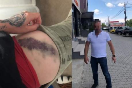 SCENE ȘOCANTE Celebra vloggeriţă Bianca Adam, Tequila, a fost BĂTUTĂ, pe stradă, de un afacerist: Nimeni NU a intervenit