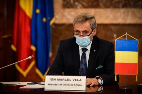 Marcel Vela, conferinţă cu omologii din UE: S-a discutat despre ridicarea restricţiilor de circulaţie între state