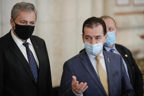 Ludovic Orban a semnat demiterea, la cerere, a doi secretari de stat, unul de la Cancelaria sa