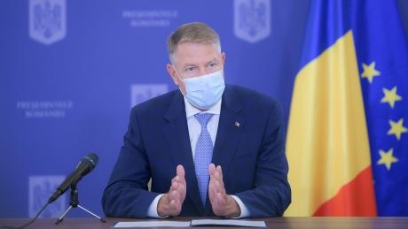 ALERTĂ - Klaus Iohannis, primele declaraţii după alegerile locale