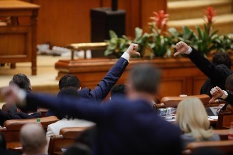 SCANDAL în Parlament, după ce PSD și AUR au contestat votul la moțiunea împotriva lui Cristian Ghinea - Cristina Prună: 'Este absolut aberant'