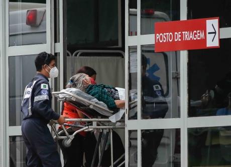 Mai rău ca în război: Brazilia a depăşit pragul de 500.000 de morţi din cauza coronavirusului