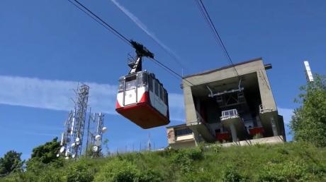 VIDEO  Imaginile accidentului de telecabină din Italia au fost publicate de canalul italian TG3